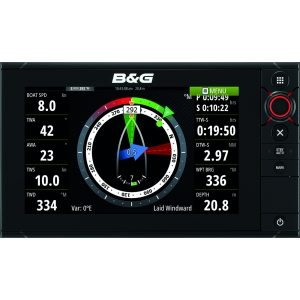 ZEUS² W9 Multi-function Display, With chart download kit (EMEA)
