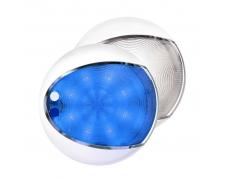 EuroLED Touch, sari 9951, valge/sinine valgus, valge raam