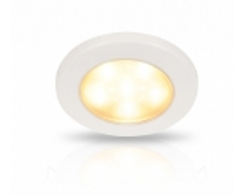 EuroLED 95 LED Lamp Warm White White Rim BOX