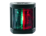 Navigation light ´´Classic N12´´ bi-colour 225o (black housing)