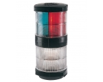 TRICOLOR / ANCHORLAMP BLACK HOUSING