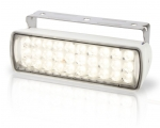 LED FLOODLIGHT SEA HAWK XL 9-33V SPOT - WHITE HOUSING
