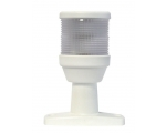 2010 2NM Allround Lamp White 4´´ fixed mount