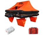 LALIZAS Intern. Liferaft ISO-RAFT 10 prs canister