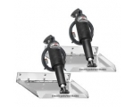 HD Trim tab kit 18´´x14´´ x/o switch