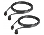 DUAL 10-FT 12 PIN XDCR EXTENSION CBLS (New)
