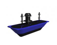 StructureScan 3D  roostevabast terasest Single läbi kere andur
