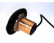 Bronze HDI XDCR 0 TILT 50/200 455/800: Black 9 Pin pin connector: Cable length 10 m (33.0 ft)
