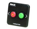 MAXPOWER Control panel, black