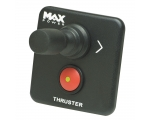 MAXPOWER Joystick Control Panel, black