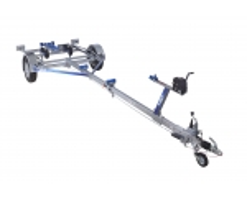 Tiki-Treiler BS1250-RB (1250kg)