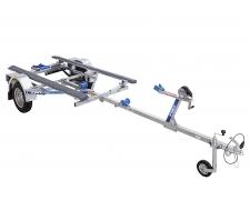 Tiki-Treiler BE600-L (BS450-L). siinidega