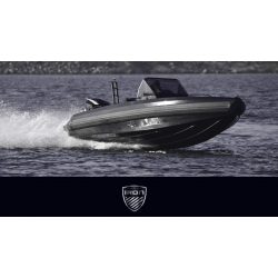 We are proud to be the reseller of the IRON Boats in Estonia!