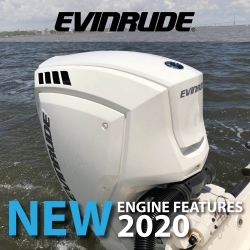 Evinrude launches 3 new engines in 2020!