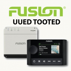 Uued tooted Fusionilt!
