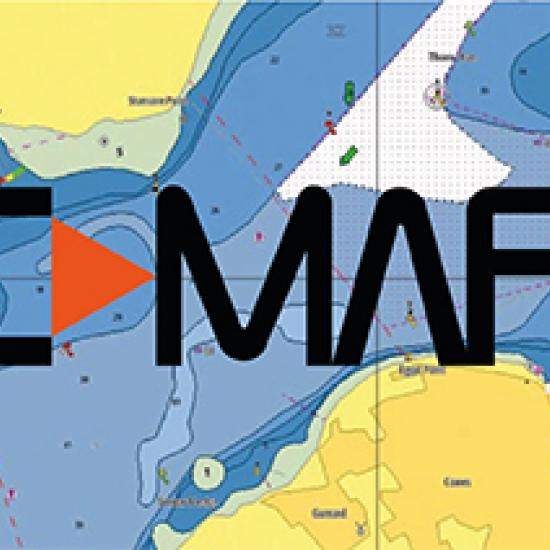 Papildus informācijai par C-MAP karti atrodama šeit