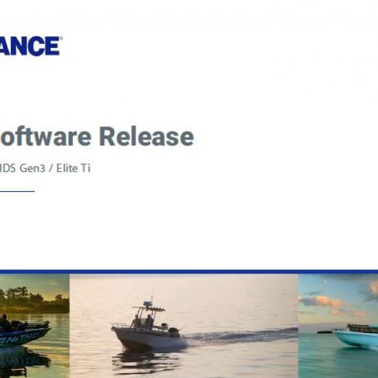 Lowrance, Simrad ja B&G tarkvara uuendused