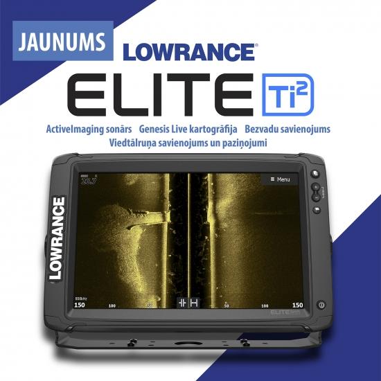 Jaunais Elite Ti2!