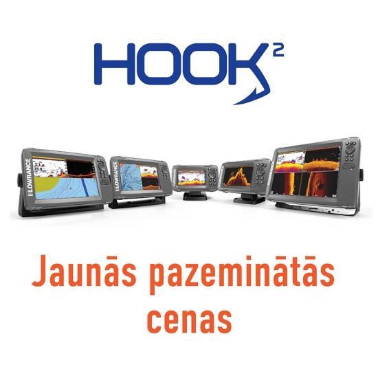 Navico® samazina cenas uz HOOK2