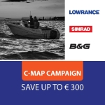 C-MAP campaign! Save up to €300!