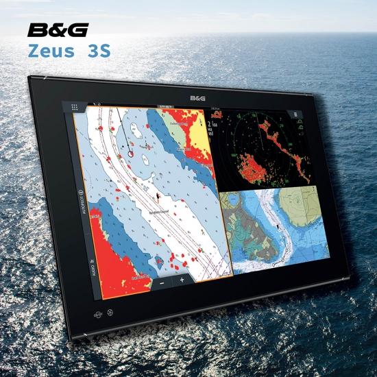 New B&G Zeus 3S