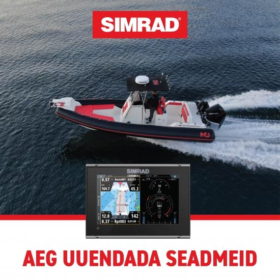 AEG UUENDADA SEADMEID! SIMRAD