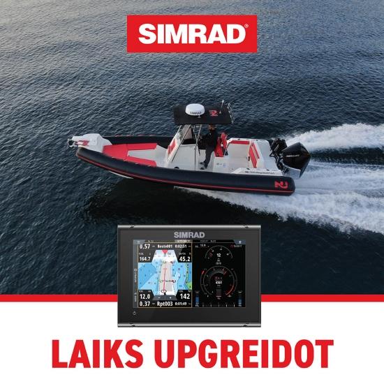 LAIKS UPGREIDOT! SIMRAD