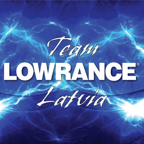 SUUR VÕIT - TEAM LOWRANCE LATVIJA võitis sportkalastuses kuldmedali!