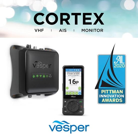 Alter Marine esitleb Cortex' seadmeid Meremessil