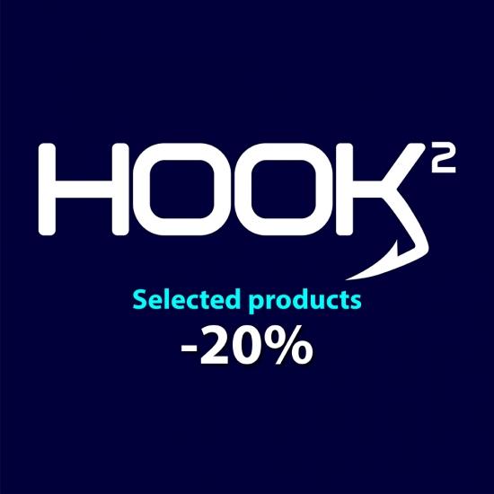 Jõulupakkumine: HOOK2 -20%