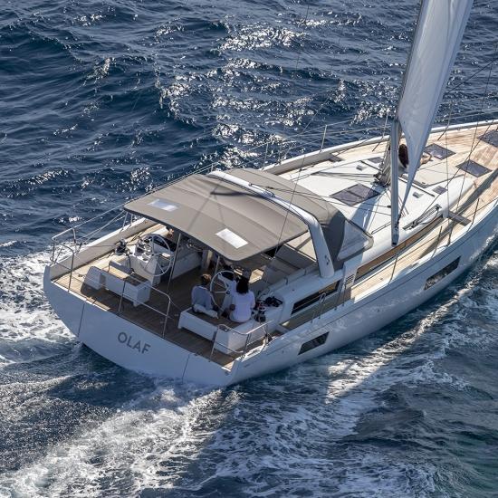 UUS Beneteau Oceanis Yacht 54 on nomineeritud parimaks jahiks 2021!
