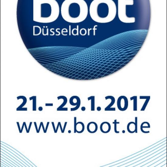 BOOT Düsseldorf 21.-29.01.2017