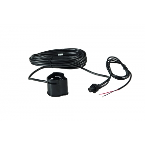 PD-WSU - Trolling motor mount or shoot-thru-hull, 20 degree pod type (200 kHz), includes 20 ft power cable