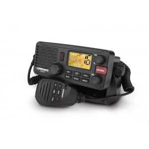 LINK-5 VHF marine radio, DSC