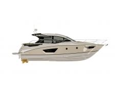 GRAN TURISMO 50HT standard boat