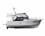 SWIFT TRAWLER 35 standard paat