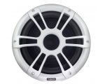 "10"" Signature Series Subwoofer Sports White with LED, SG-SL101SPW"