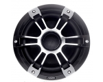 "10"" Signature Series Subwoofer Sports Chrome and Grey with LED, SG-SL101SPC"