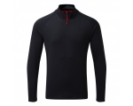 Men´s UV Tec Long Sleeve Zip Tee