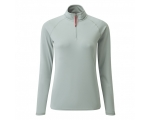 Women´s UV Tec Long Sleeve Zip Tee