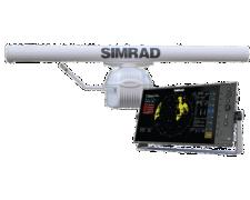 SIMRAD R3016 12U/6X IMO SOLAS CAT3 Radari süsteem
