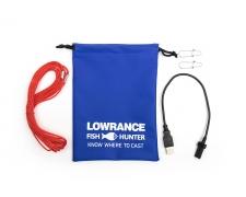 Lowrance® FishHunter tarvikute komplekt