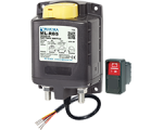 Solenoid ML 500A 12V RBS With Manual Control (incl 2145 Switch)