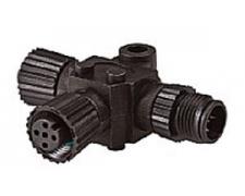 N2K-T-RD - NMEA 2000 T-pistik  täiendava võrguseadme ühendamiseks