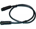 N2KEXT-2RD - 0.61 m (2-ft) NMEA 2000® cable for network extension or connection to additional network device