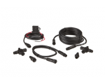 NMEA 2000® starter kit - Backbone required to install one or more NMEA 2000® devices includes Network power cable, 0.6 m (2 ft) N2K cable, 4.5 m (15 ft) N2K cable, 2 x T-connectors, 2 x network terminators