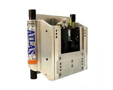 ATLAS 6´´ Setback Hydraulic Jack Plate-Standard Polished