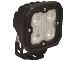 DURALUX WORK LIGHT 4 LED 60 DEGREE; 11-65V DC