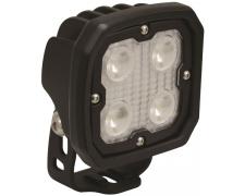 DURALUX WORK LIGHT 4 LED 60 DEGREE; 11-65V DC