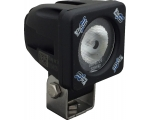 "2"" SOLSTICE SOLO BLACK 10W LED, 60° XTRA WIDE"
